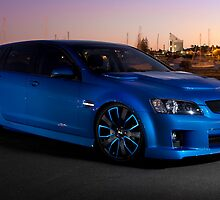 Custom Holden VE Sportswagon by Stanislaw