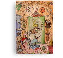 Cirque de Absurdite  Canvas Print