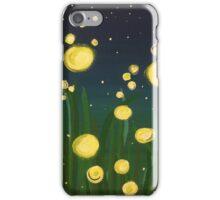 Summer Fireflies iPhone Case/Skin
