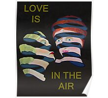 Lesvos By Night Love is in the Air Poster