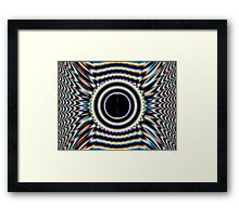 Reaching the HIGH Notes Framed Print