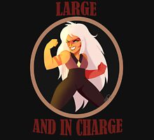 Large and in Charge. Unisex T-Shirt