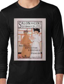 Armand Rassenfosse Salon affiche 2 Rassenfosse Long Sleeve T-Shirt