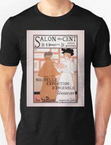 Armand Rassenfosse Salon affiche 2 Rassenfosse Unisex T-Shirt