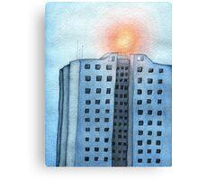 Hot Fuss Highrise Canvas Print