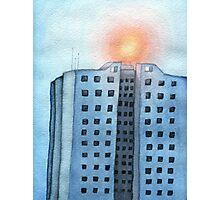 Hot Fuss Highrise Photographic Print