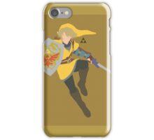 Link (Gold) - Super Smash Bros. iPhone Case/Skin