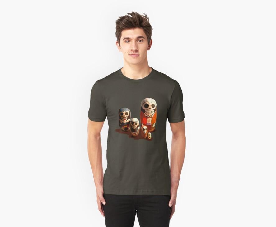 Sugar Skull Family by Traumatron
