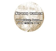 Strong women by Ember  Fairbairn