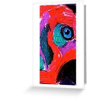 Eye fish Greeting Card