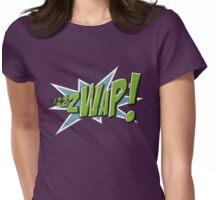 zzzZWAP! Womens Fitted T-Shirt