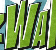 zzzZWAP! Sticker