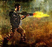 Soldier by Billski