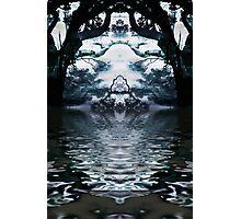 Quand Vient La Nuit / When Night Falls Photographic Print