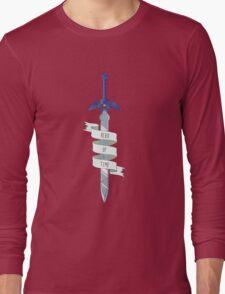 Hero Of Time Long Sleeve T-Shirt