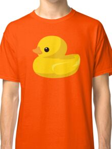 Ducks in a Row Classic T-Shirt