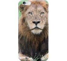 I am a large dominant member of the Majingilane coalition! iPhone Case/Skin