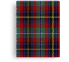00524 Black Hills Tartan  Canvas Print