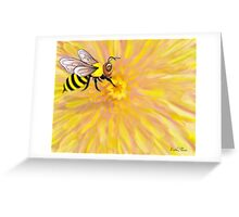 Ode to the Bumble Greeting Card