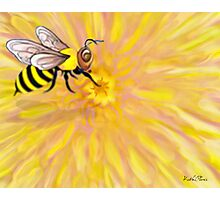Ode to the Bumble Photographic Print
