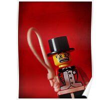 lego ringmaster Poster