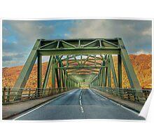 Ballachulish bridge Poster