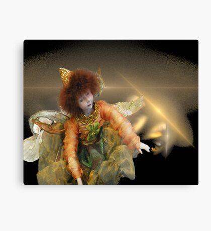 Elfin Magic Canvas Print