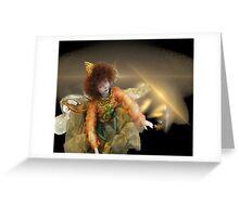 Elfin Magic Greeting Card