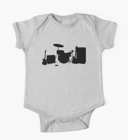 Rock Band Kids Clothes