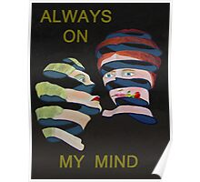 Lesvos Rose Always On My Mind Poster