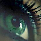 green eye by weglet