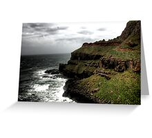 Giants Causeway - Northern Ireland Greeting Card