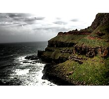 Giants Causeway - Northern Ireland Photographic Print