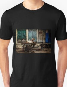 Goat on Wheels T-Shirt