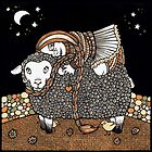 Shonagh&#x27;s Sheep by Anita Inverarity