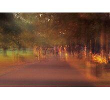 Runners Photographic Print