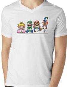 That's No Turnip! Mens V-Neck T-Shirt