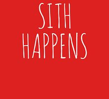 Sith Happens Mens V-Neck T-Shirt