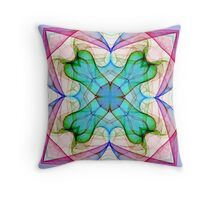 Fly Anyway Throw Pillow