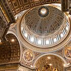 Basilica di San Pietro by Chris Tarling