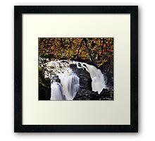 Falls of Braan 2 Framed Print