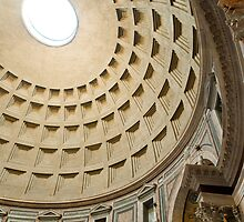 Dome of the Pantheon by Chris Tarling