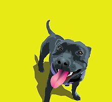 Staffy Lime by Bloomin'  Arty Babies