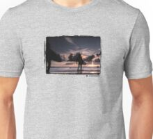 Ghost Surfers Unisex T-Shirt