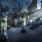 Ruins of Abbey by Svetlana Sewell