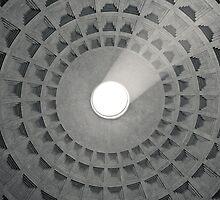 Il Mito di Roma - Pantheon (1 / 15) by Giulio Menna