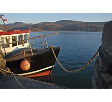 Barmouth Harbour Photographic Print