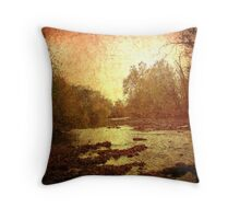 North Fork Throw Pillow