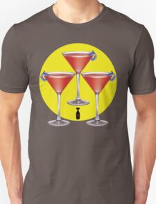 atomic martini sunrise T-Shirt