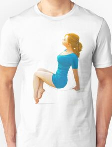 Modern pin up - lady in the sun T-Shirt